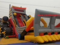 inflable maquina