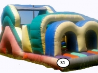 inflable 31  ostaculo 8x4x2.5